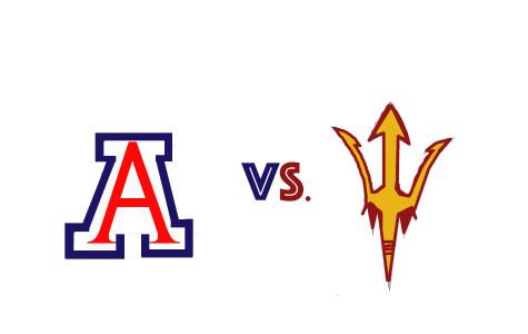 Arizona Sun Devils vs. Arizona Wildcats