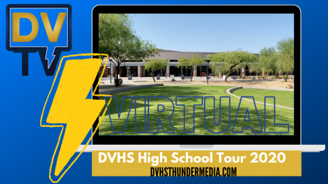 Desert Vista High School Tour