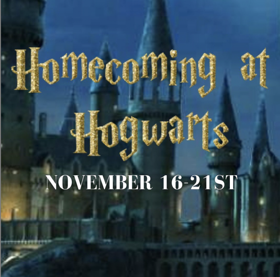 Homecoming Hogwarts takes center stage at DV Nov. 16 through 21st.