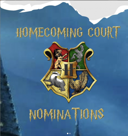 2020 Homecoming Court Nominations