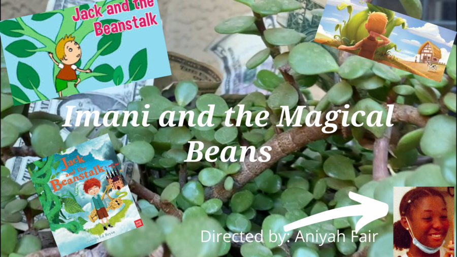 Imani and the Magical Beans