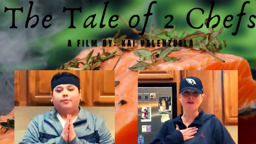 The Tale of 2 Chefs