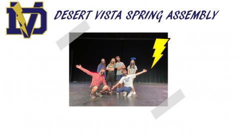 DVHS Spring Assembly 2021