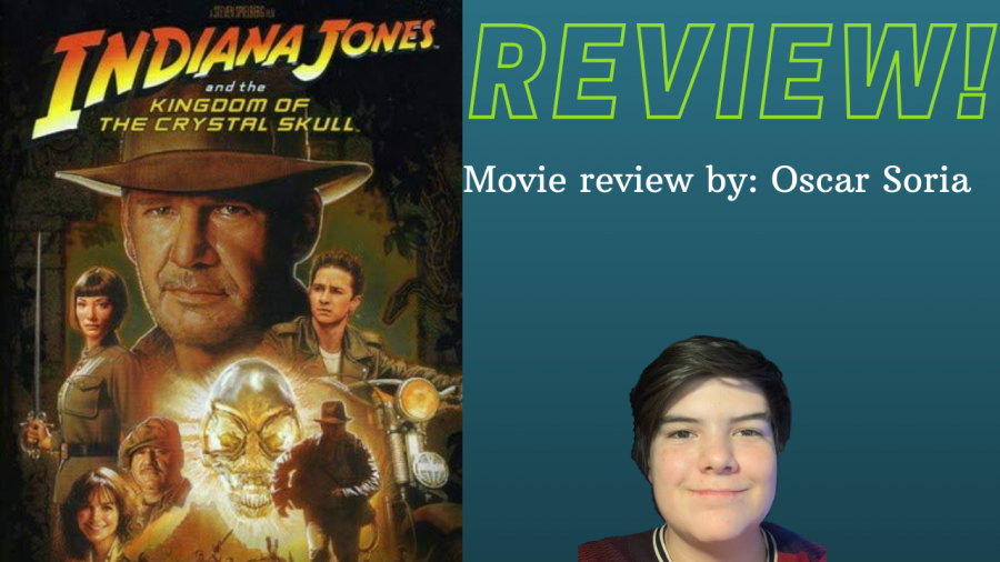Indiana Jones an the Kingdome of the Crystal Skull: Review
