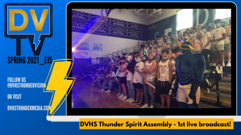 DV Thunder Spirit Assembly Spring 2021