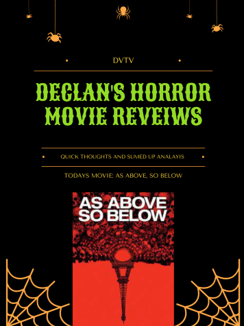 As Above, So Below Movie Review