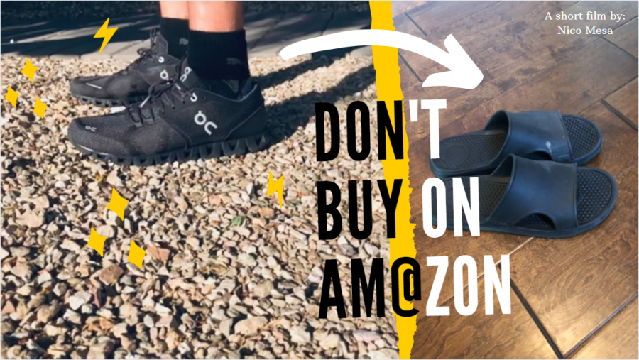 Don't Buy On Am@zon