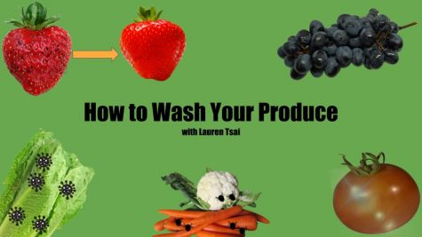 How to Wash Your Vegetables