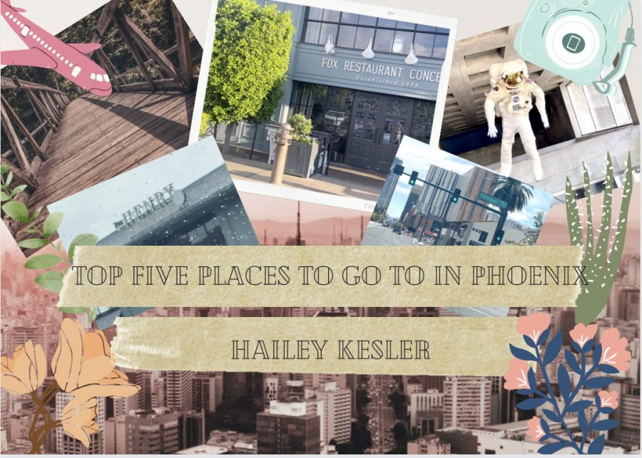 Top Five Places To Go In Phoenix