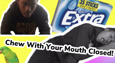 Chew With Your Mouth Closed!