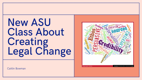 New ASU Class About Creating Legal Change