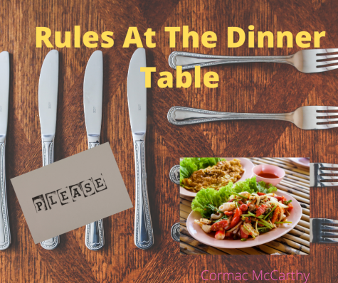Rules At The Dinner Table