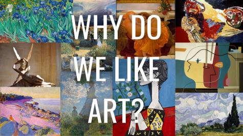 Why do we like art?