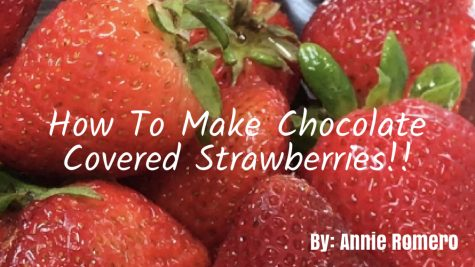 How To Make Chocolate Covered Strawberries